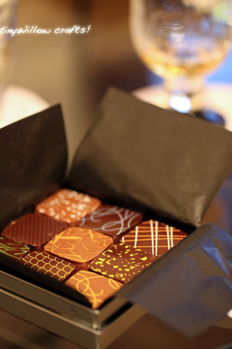 Chocolate and Scotch Whisky