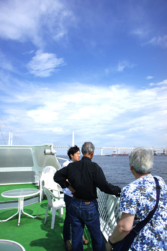 Yokohama Harbor Cruise 1